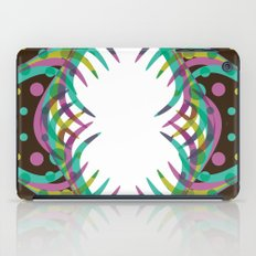 Abstract Spring Bloom iPad Case