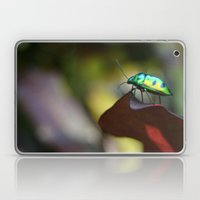Iridescent Bug (Philippines) Laptop & iPad Skin