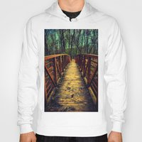Cross the Bridge. Hoody
