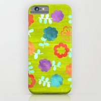 Daisy Dallop II iPhone 6 Slim Case