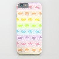 Pixel Invaders iPhone 6 Slim Case