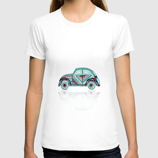 VosVos in Wonderland T-shirt