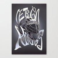 LGK! by DVO Canvas Print