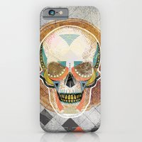 iPhone & iPod Case featuring Another Skull by Süyümbike Güvenç
