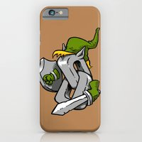 iPhone & iPod Case featuring Link by Billy Allison