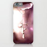 iPhone & iPod Case featuring Winter lollipop by Julia Kovtunyak