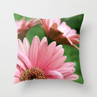 Pinky Li Throw Pillow