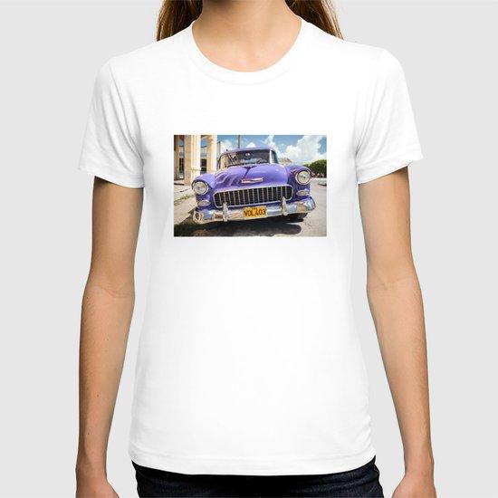 Purple Chevy T-shirt