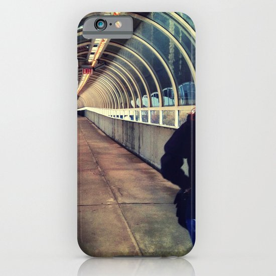 Onward Into The Tunnel Forbidden  iPhone & iPod Case