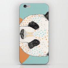 Polkadot Panda iPhone & iPod Skin