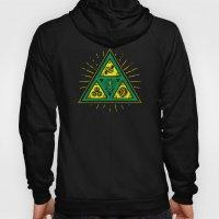 The Tribal Triforce Hoody