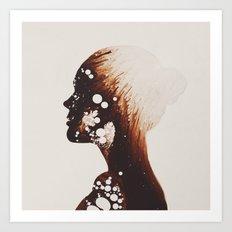 Evie Art Print