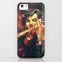 iPhone 5c Cases featuring Virtuoso by Alice X. Zhang