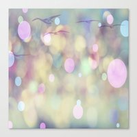 Free Flying Canvas Print
