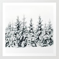 Art Print featuring Snow Porn by Tordis Kayma