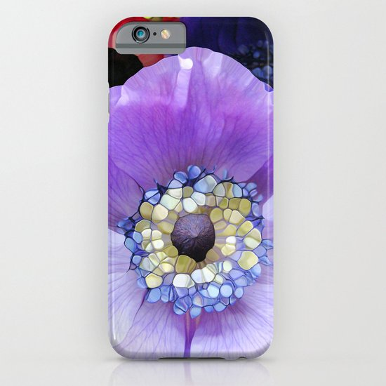 Anemone iPhone & iPod Case