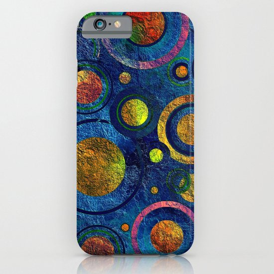 Full of Golden Dots - color variation iPhone & iPod Case