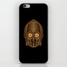 Star . Wars - C-3PO iPhone & iPod Skin