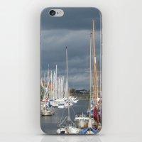 Kobenhavn iPhone & iPod Skin