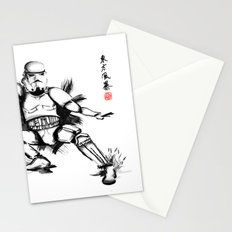 Eastern Storm Stationery Cards