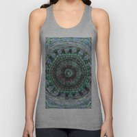 Secrets Of The Mayan Or… Unisex Tank Top