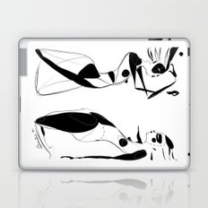 Fuck gravity - Emilie Record Laptop & iPad Skin