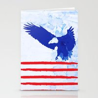 Flying The Flag Stationery Cards