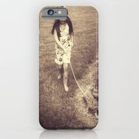Alice and Dinah iPhone 6 Slim Case
