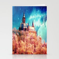Fairytale Castle Stationery Cards