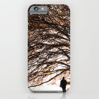 iPhone & iPod Case featuring Under the safe arms of the tree by Lotta Losten