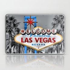 Welcome To Fabulous Las … Laptop & iPad Skin