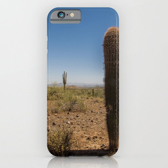 South Mountain Park iPhone & iPod Case