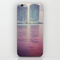 Hotels on the water iPhone & iPod Skin