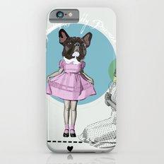 Pretty Chauncey Princess - French Bulldog Slim Case iPhone 6s