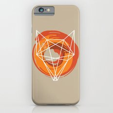 Geometric Fox iPhone 6s Slim Case