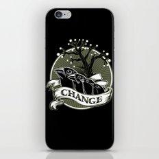 Darwin's Finches iPhone & iPod Skin
