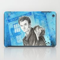 Doctor Who: The 10th Doctor iPad Case