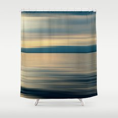 CLOUD SHADOW DREAM Shower Curtain