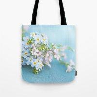 Unforgettable prettiness Tote Bag