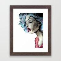 Breathe Framed Art Print