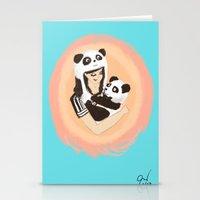 Panda & Jess Stationery Cards