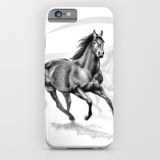 Master Hand (USA) Thoroughbred Stallion Slim Case iPhone 6s