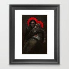 Kylo's Sins Framed Art Print