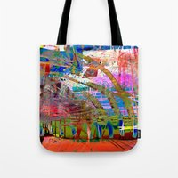 Earth Colors-Fall Tote Bag