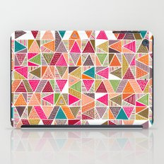 Roof Colorful iPad Case