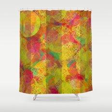 Happy Birthday Shower Curtain