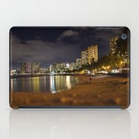 Waikiki Beach iPad Case