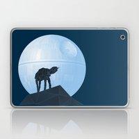 Howl at at the Moon Laptop & iPad Skin