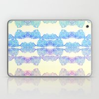 Geometric Swirls Laptop & iPad Skin