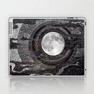 Laptop & iPad Skin featuring Moon Glow by Brenda Erickson